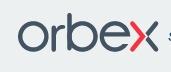 orbex logo